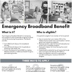 Emergency Broadband Benefit bw